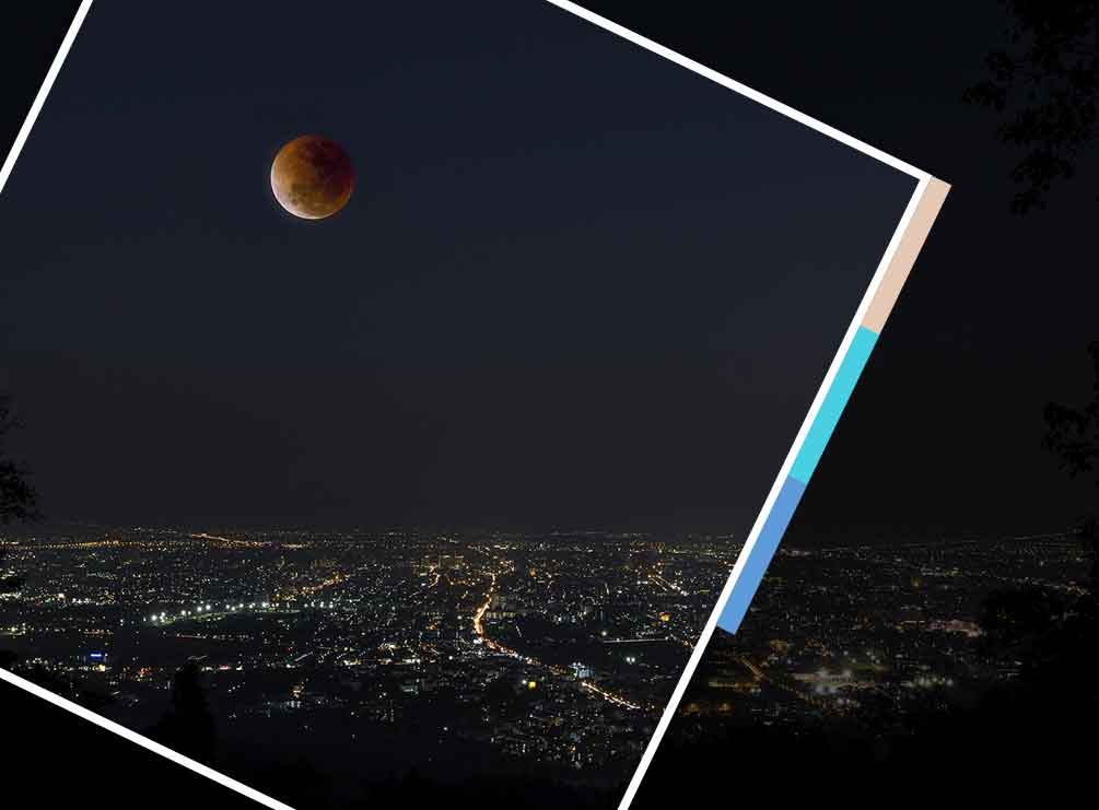 Lunar Eclipse: Is It Okay to Stare?